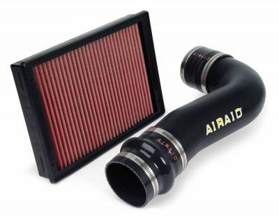 AIR INTAKES - INTAKE ACCESSORIES - AIRAID - AIRAID Airaid Jr Kit 300-725