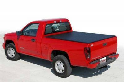 EXTERIOR ACCESSORIES - BED CAPS - Access Cover - Access Cover I-350; I-370 Crew Cab 5ft. Bed 92249