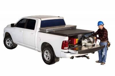EXTERIOR ACCESSORIES - BED CAPS - Access Cover - Access Cover I-280; I-290; I-370 Ext. Cab 6ft. Bed 42259