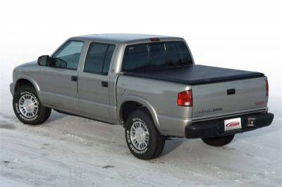 EXTERIOR ACCESSORIES - BED CAPS - Access Cover - Access Cover S-10/Sonoma Crew Cab (4 Dr.) 4ft. 5in. Bed 22149