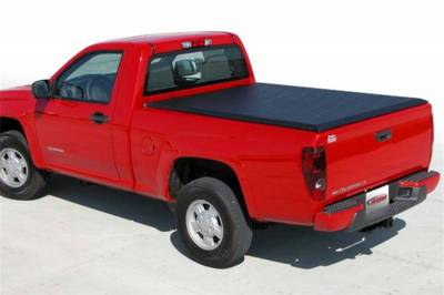 EXTERIOR ACCESSORIES - BED CAPS - Access Cover - Access Cover I-280; I-290; I-370 Ext. Cab 6ft. Bed 12259