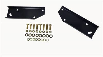 EXTERIOR ACCESSORIES - BUMPERS - Westin - Westin UNIVERSAL BUMPER MNT KIT 93800