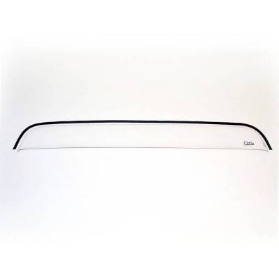 EXTERIOR ACCESSORIES - WIND DEFLECTORS - Westin - Westin PickUp w/out light 1988-1993 72-38103