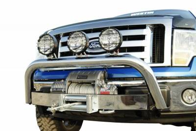 EXTERIOR ACCESSORIES - WINCHES & WINCH ACCESSORIES - Westin - Westin MAX TRAY FACE PLATE 46-70020