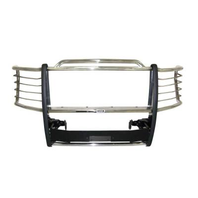 EXTERIOR ACCESSORIES - GRILLE GUARDS - Westin - Westin SPORTSMAN WINCH MOUNT GG 45-93830
