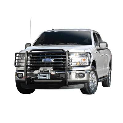 EXTERIOR ACCESSORIES - GRILLE GUARDS - Westin - Westin SPORTSMAN WINCH MOUNT GG 40-93835