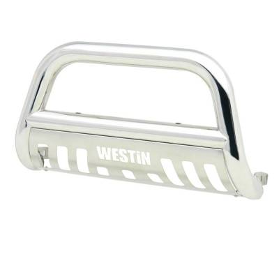 EXTERIOR ACCESSORIES - GRILLE GUARDS - Westin - Westin E-SERIES BULL BAR 31-5490