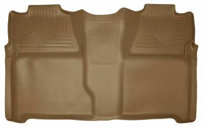 Husky Liners - Husky Liners 2nd Seat Floor Liner 19203