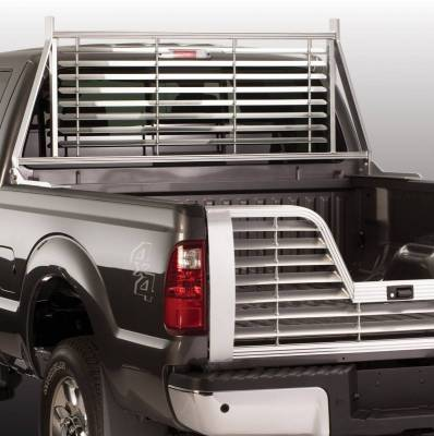 EXTERIOR ACCESSORIES - BACKRACK - Husky Liners - Husky Liners Contractors Rack 22151
