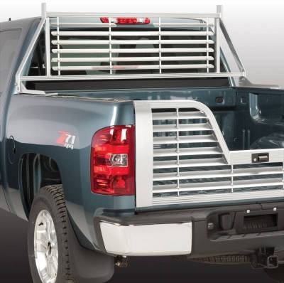 EXTERIOR ACCESSORIES - BACKRACK - Husky Liners - Husky Liners Contractors Rack 22160