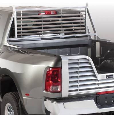EXTERIOR ACCESSORIES - BACKRACK - Husky Liners - Husky Liners Contractors Rack 22450