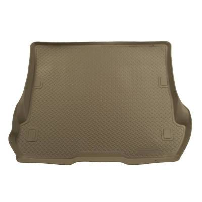 EXTERIOR ACCESSORIES - BED MATS - Husky Liners - Husky Liners Cargo Liner Behind 2nd Seat 23803