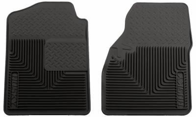 INTERIOR ACCESSORIES - FLOOR MATS - Husky Liners - Husky Liners Front Floor Mats 51031