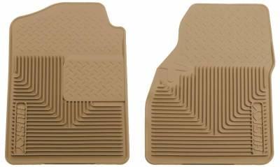 INTERIOR ACCESSORIES - FLOOR MATS - Husky Liners - Husky Liners Front Floor Mats 51033