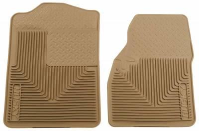 INTERIOR ACCESSORIES - FLOOR MATS - Husky Liners - Husky Liners Front Floor Mats 51043