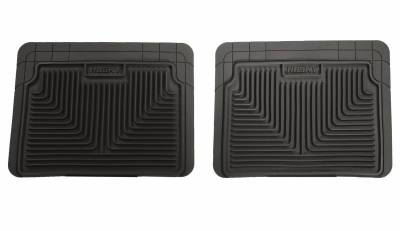 INTERIOR ACCESSORIES - FLOOR MATS - Husky Liners - Husky Liners 2nd Or 3rd Seat Floor Mats 52021