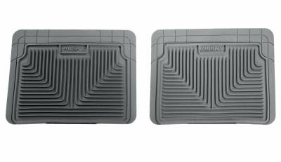 INTERIOR ACCESSORIES - FLOOR MATS - Husky Liners - Husky Liners 2nd Or 3rd Seat Floor Mats 52022