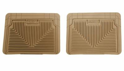 INTERIOR ACCESSORIES - FLOOR MATS - Husky Liners - Husky Liners 2nd Or 3rd Seat Floor Mats 52023
