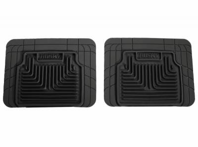 INTERIOR ACCESSORIES - FLOOR MATS - Husky Liners - Husky Liners 2nd Or 3rd Seat Floor Mats 52031