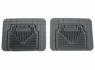 INTERIOR ACCESSORIES - FLOOR MATS - Husky Liners - Husky Liners 2nd Or 3rd Seat Floor Mats 52032
