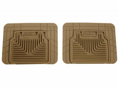 INTERIOR ACCESSORIES - FLOOR MATS - Husky Liners - Husky Liners 2nd Or 3rd Seat Floor Mats 52033