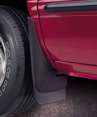 EXTERIOR ACCESSORIES - MUD FLAPS - Husky Liners - Husky Liners Front Or Rear Mud Guards 56001