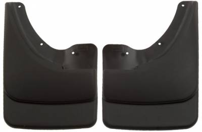 EXTERIOR ACCESSORIES - MUD FLAPS - Husky Liners - Husky Liners Front Mud Guards 56071
