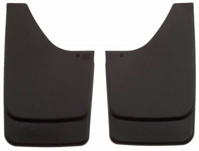 EXTERIOR ACCESSORIES - MUD FLAPS - Husky Liners - Husky Liners Front Or Rear Mud Guards 56261