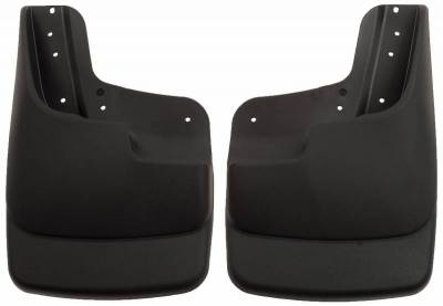 EXTERIOR ACCESSORIES - MUD FLAPS - Husky Liners - Husky Liners Front Mud Guards 56511