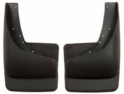 EXTERIOR ACCESSORIES - MUD FLAPS - Husky Liners - Husky Liners Rear Mud Guards 57211