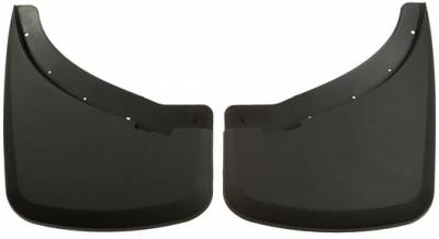 EXTERIOR ACCESSORIES - MUD FLAPS - Husky Liners - Husky Liners Dually Rear Mud Guards 57841