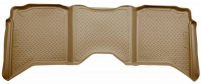 INTERIOR ACCESSORIES - FLOOR MATS - Husky Liners - Husky Liners 2nd Seat Floor Liner 60823