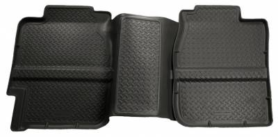 INTERIOR ACCESSORIES - FLOOR MATS - Husky Liners - Husky Liners 2nd Seat Floor Liner 61361