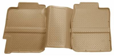 INTERIOR ACCESSORIES - FLOOR MATS - Husky Liners - Husky Liners 2nd Seat Floor Liner 61363