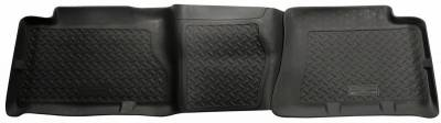 INTERIOR ACCESSORIES - FLOOR MATS - Husky Liners - Husky Liners 2nd Seat Floor Liner 61461