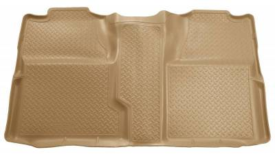 INTERIOR ACCESSORIES - FLOOR MATS - Husky Liners - Husky Liners 2nd Seat Floor Liner 61523