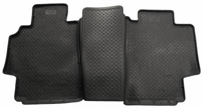 INTERIOR ACCESSORIES - FLOOR MATS - Husky Liners - Husky Liners 2nd Seat Floor Liner 61711