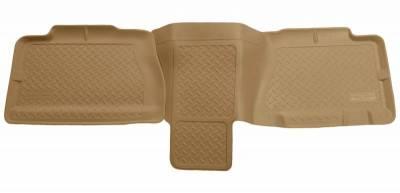 Husky Liners - Husky Liners 2nd Seat Floor Liner 62753