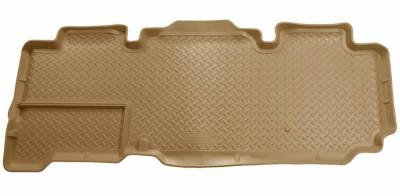 INTERIOR ACCESSORIES - FLOOR MATS - Husky Liners - Husky Liners 2nd Seat Floor Liner 63883