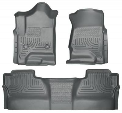INTERIOR ACCESSORIES - FLOOR MATS - Husky Liners - Husky Liners Front and 2nd Seat Floor Liners 98232