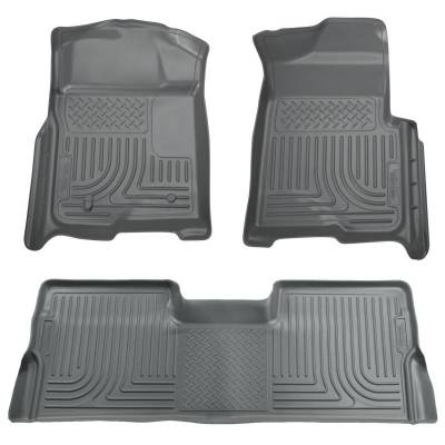 Husky Liners Front and 2nd Seat Floor Liners 98382