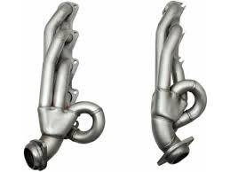 EXHAUST - EXHAUST MISCELLANEOUS - Gibson Performance Exhaust - Gibson Performance Exhaust Performance Header, Stainless GP125S