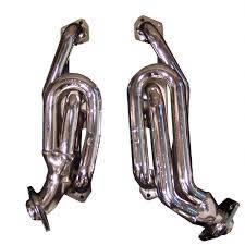 EXHAUST - EXHAUST MISCELLANEOUS - Gibson Performance Exhaust - Gibson Performance Exhaust Performance Header, Stainless GP301S