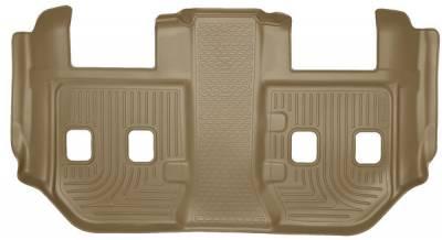 INTERIOR ACCESSORIES - FLOOR MATS - Husky Liners - Husky Liners 3rd Seat Floor Liner 19283