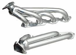 EXHAUST - EXHAUST MISCELLANEOUS - Gibson Performance Exhaust - Gibson Performance Exhaust Performance Header, Chrome Plated GP134