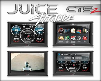 POWER PROGRAMMERS - PROGRAMMERS - Edge Products - Edge Products Juice w/Attitude CTS2 Programmer 31502