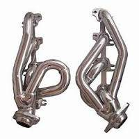 EXHAUST - EXHAUST MISCELLANEOUS - Gibson Performance Exhaust - Gibson Performance Exhaust Performance Header, Ceramic Coated GP307S-C