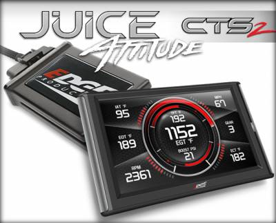PERFORMANCE - PROGRAMMERS/MONITORS - Edge Products - Edge Products Juice w/Attitude CTS2 Programmer 21502