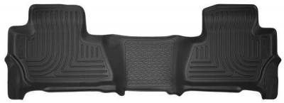 INTERIOR ACCESSORIES - FLOOR MATS - Husky Liners - Husky Liners 2nd Seat Floor Liner 53251