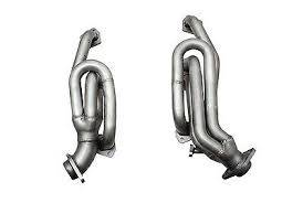 EXHAUST - EXHAUST MISCELLANEOUS - Gibson Performance Exhaust - Gibson Performance Exhaust Performance Header, Chrome Plated GP300
